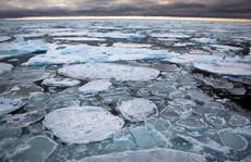 Bể nước ấm khổng lồ đang 'nung chảy' Bắc Cực