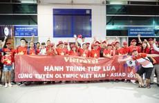 Sốt tour sang Indonesia 'tiếp lửa' cho Olympic Việt Nam