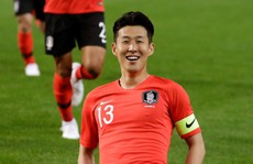 Tottenham tạo cơ hội cho Son Heung-min né nghĩa vụ quân sự