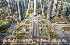 UAE sắp xây trung tâm mua sắm rộng bằng 100 sân bóng đá