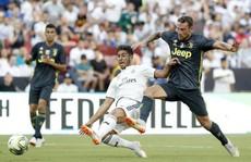 Sao trẻ lập công, Real Madrid hạ Juventus của Ronaldo