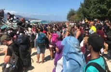 Indonesia gấp rút tìm người sống sót sau động đất
