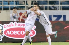 HLV Park Hang-seo khen Văn Hậu ghi 'siêu phẩm' hơn cả Messi