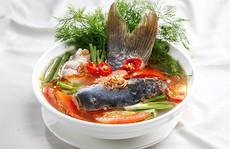 Canh chua cá chép gợi hồn quê