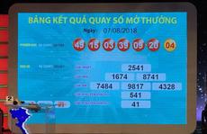 Thêm vé số Vietlott trúng 47 tỉ đồng ở Đồng Nai
