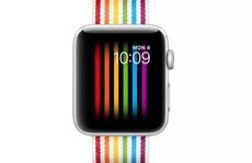 Apple Watch bị ngăn ủng hộ người đồng tính ở Nga