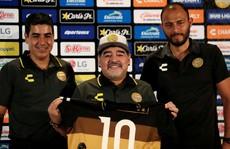 Maradona sang Mexico làm HLV đội bóng… Giải Hạng nhì