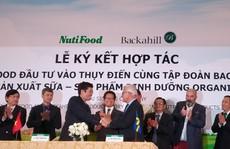 Tỉ phú bất động sản Thụy Điển hợp tác với NutiFood sản xuất sữa