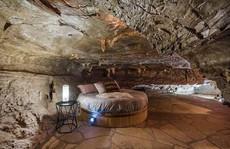 Choáng váng trước căn hộ nằm giữa lòng hang động