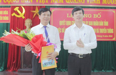 Sở TT-TT Thanh Hóa có tân giám đốc 50 tuổi