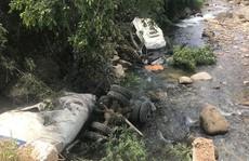 Ám ảnh vụ xe bồn tông xe khách, 13 người chết