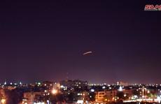 Syria: Israel bắn tên lửa vào sân bay Damascus