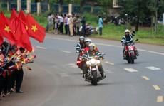 Những chàng lãng tử bên siêu xe mô tô
