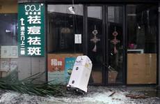 Bão Mangkhut đổ bộ Trung Quốc, 2,45 triệu người đi trốn
