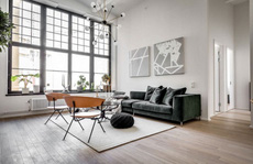 Thiết kế phòng khách thông minh cho căn hộ 60 m2