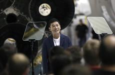 Tỉ phú Nhật sẽ là du khách đầu tiên trên thế giới thăm Mặt Trăng