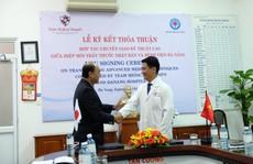 'Huyền thoại sống' về ghép tạng sẽ truyền kinh nghiệm cho bác sĩ Đà Nẵng