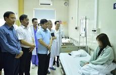 Phó Chủ tịch Hà Nội nói về việc thăm các nạn nhân vụ 7 người chết sau nhạc hội