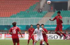 Ấn tượng không chiến từ Olympic Việt Nam!
