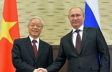 Tổng Bí thư Nguyễn Phú Trọng thăm chính thức Nga
