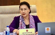 Chủ tịch QH: Lời hứa tiến độ cao tốc Bắc - Nam của Bộ trưởng GTVT, e rằng tính khả thi có vấn đề