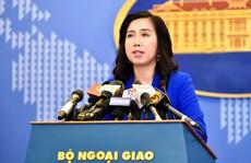 Việt Nam nói về việc Trung Quốc đề nghị hợp tác cùng khai thác trên biển