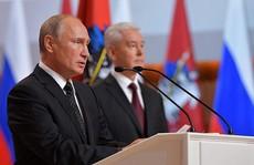 Ông Putin tức giận, không nghe điện thoại của ông Assad?