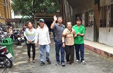 Phút lầm lỡ của bà mẹ gốc Việt