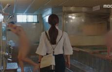 Đài truyền hình xin lỗi về cảnh phụ nữ vào nhà tắm nam