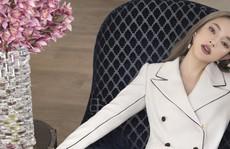 Qua tay Công Trí, 'fashionista 9X' Châu Bùi càng 'lột xác'