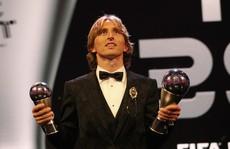 FIFA The Best 2018: Modric kết thúc 'kỷ nguyên' Ronaldo - Messi