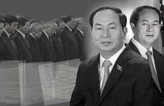 Xúc động những lời tiễn đưa Chủ tịch nước Trần Đại Quang