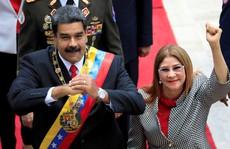 Mỹ giáng đòn trừng phạt mới lên Đệ nhất phu nhân Venezuela