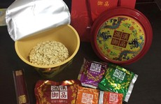 Mì ăn liền giá 350.000 đồng/bát, nhà giàu Việt vẫn tìm mua