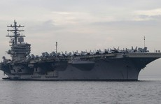 Hải quân Mỹ tập trận bắn đạn thật trên biển Đông