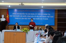 ĐHQG TP HCM kiến nghị giữ nguyên mô hình ĐHQG