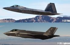 """Mỹ phát triển chiến đấu cơ """"lai"""" siêu việt đối phó Nga - Trung"""