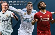 Mất đề cử 'The Best', Messi cảm thấy bất công dồn dập