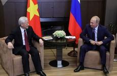 Tạo xung lực mới cho quan hệ Việt - Nga