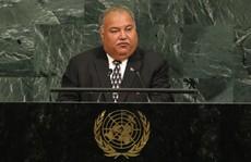 Tổng thống Nauru yêu cầu Trung Quốc xin lỗi