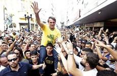 Ứng viên tổng thống Brazil bị đâm suýt chết khi đang vận động tranh cử