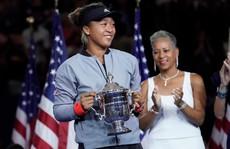 Naomi Osaka phá vỡ kỷ lục về thu nhập cá nhân của đàn chị Serena Williams