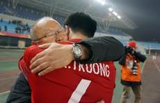 HLV Park Hang Seo: Chiến thắng là quà mừng sinh nhật con trai 8 tuổi