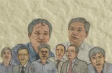 (Infographic) - Mức án cho bị cáo Đinh La Thăng và 21 đồng phạm