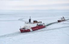 Tên lửa hành trình tới Bắc Cực