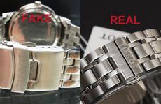 4 mẹo phân biệt đồng hồ thật, giả không phải ai cũng biết