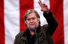 Ông Trump cắt đứt quan hệ với cựu chiến lược gia Bannon