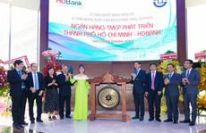 HDBank vào nhóm 20 cổ phiếu vốn hóa lớn nhất sàn chứng khoán