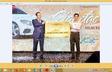 Kusto Home trao giải Mercedes Benz trị giá 2,8 tỉ đồng tại sự kiện tri ân khách hàng