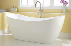 Ý tưởng sáng tạo giúp phòng tắm đẹp hiện đại và tinh tế